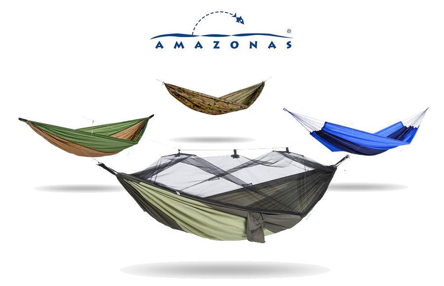 Hamaki turystyczne AMAZONAS