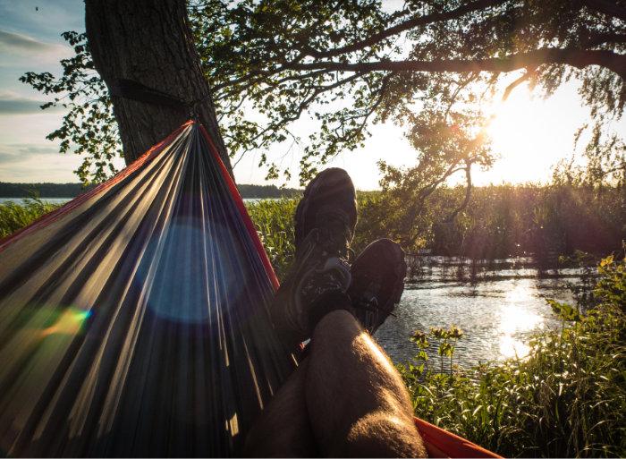 Systemy hamakowe, czyli alternatywa do biwakowania w namiotach