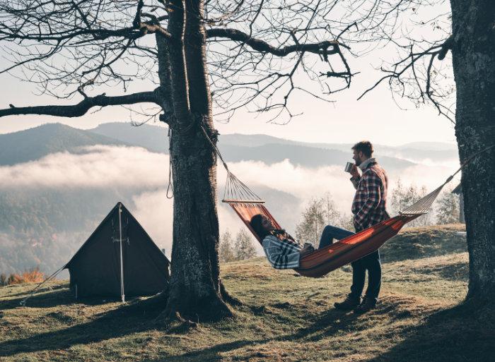Glamping, czyli ekskluzywny camping
