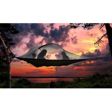 Zachód słońca w hamaku źródło: http://www.tentsile.com/