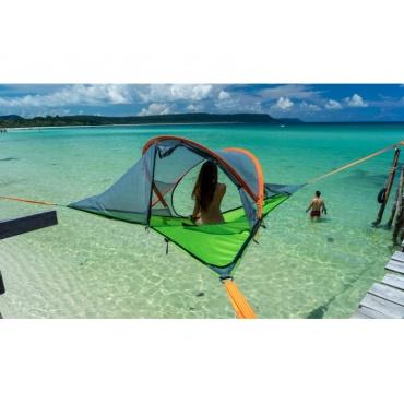 Relaks nad morzem w hamaku źródło: http://www.tentsile.com/