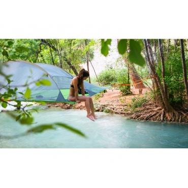 Odpoczynek nad wodą w hamaku źródło: http://www.tentsile.com/